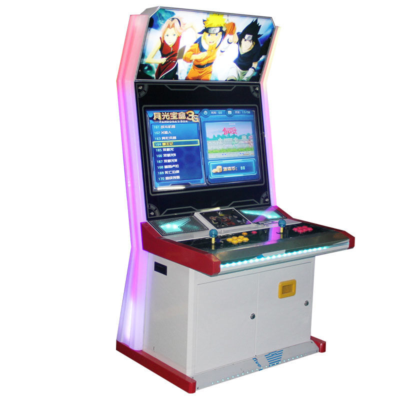 High Performance Street Fighter Game Cabinet Pandora Box 4  2 Players