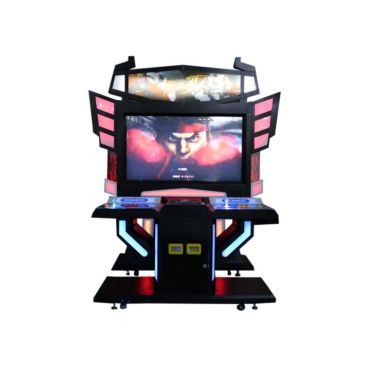 Classical Street Fighter Gaming Machine Fighting Game Arcade Cabinet